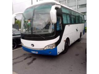 Location de Bus YOUTONG 40 places