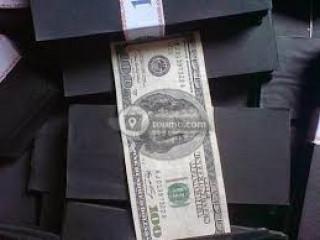 Laboratoire en chimie monétaire billets noirs verts etc....