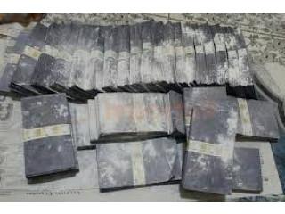 Solution de Nettoyage des billets de banque noir